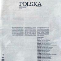 Polskie dzienniki apelują o poparcie dyrektywy o prawie autorskim