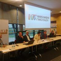 Panel o dyrektywie UE o prawie autorskim na Warszawskich Targach Książki