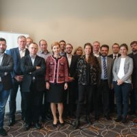 Międzynarodowa konferencja wydawców i agencji prasowych w Warszawie