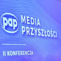 """Konferencja PAP """"Media Przyszłości"""". Wiarygodność, personalizacja oraz innowacje to przyszłośćmediów"""