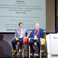 Lokalsi 4.0. Debata o dyrektywie w sprawie prawa autorskiego i praw pokrewnych na jednolitym rynku cyfrowym